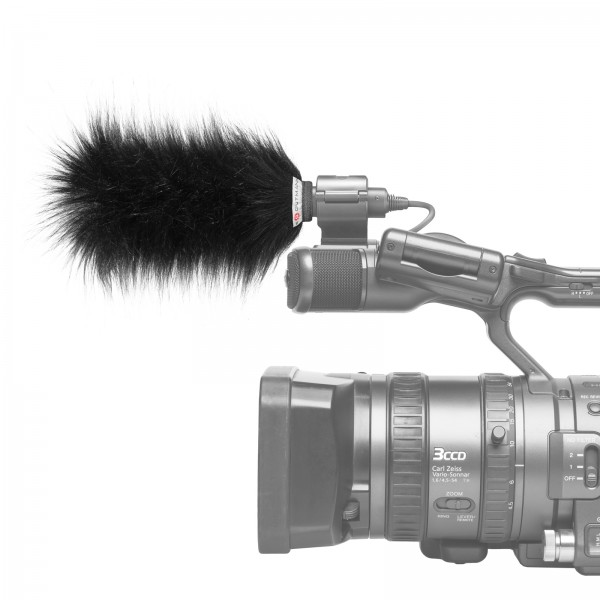 Microphone Windscreen for Sony DSR-400 / L / P / PK / PL