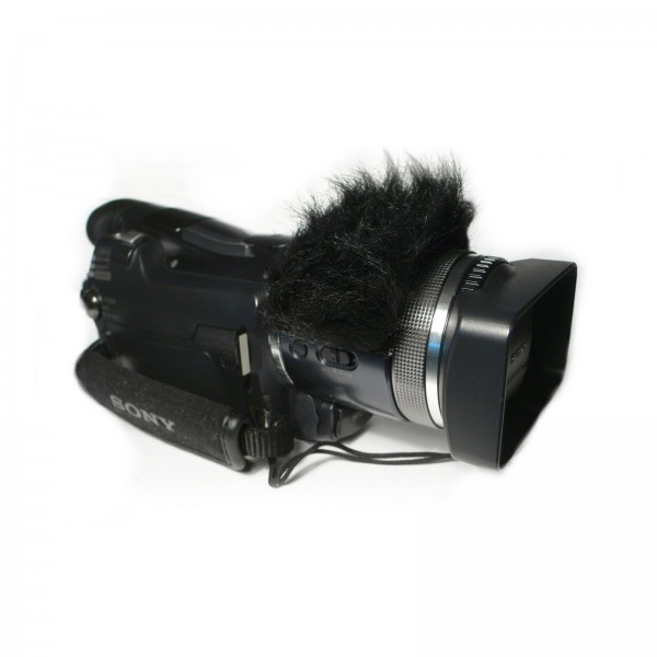 Microphone Windscreen for Universal Handycams